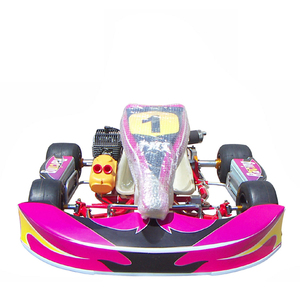 cheap gasoline r1/2 Player acing kids go kart for sale
