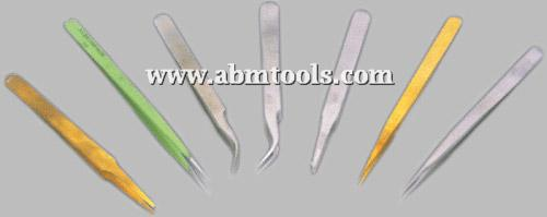 Tweezers, Watchmaker Tools, Jewellers Tools