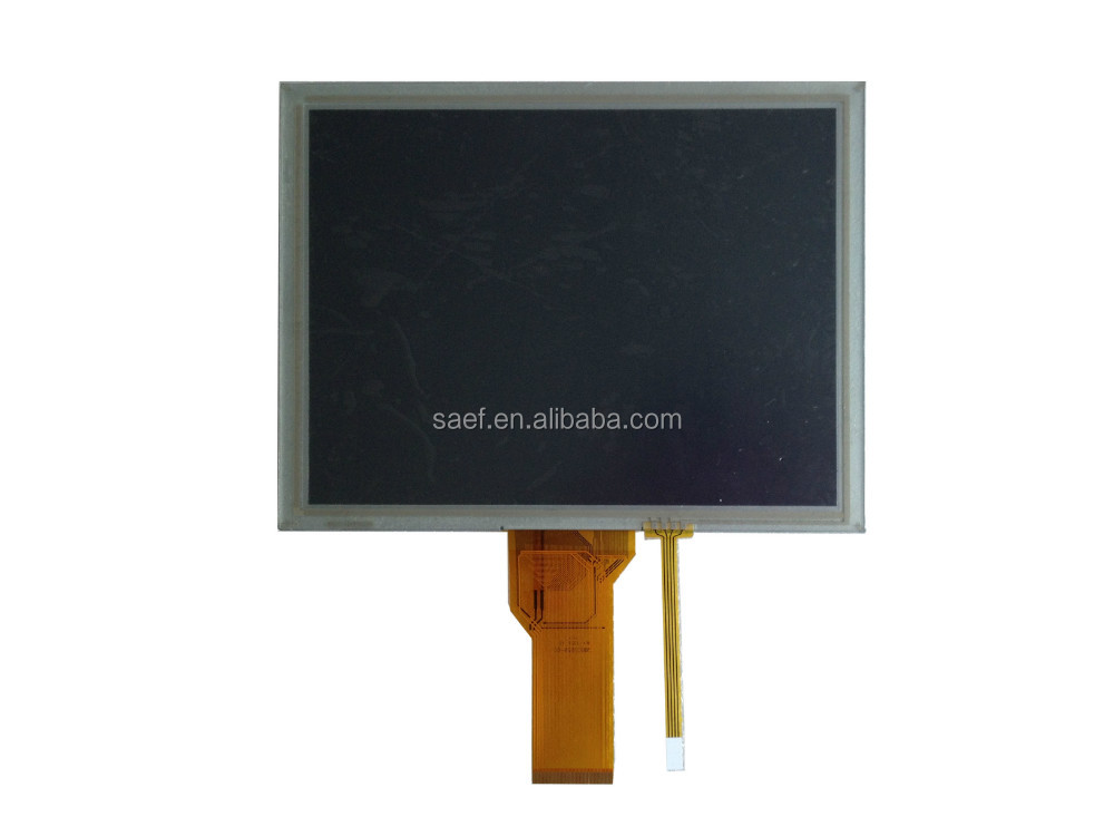 Low power consumption 8 inch lcd display tft lcd 800x600 for industrial control