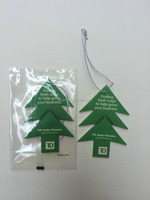 2015 little tree Eco-friendly Paper Air Freshener for Car or Home