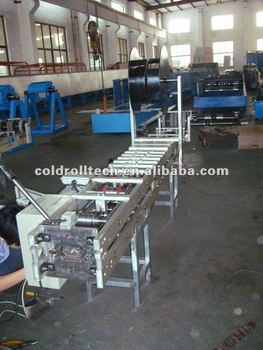 Square pipe making machine