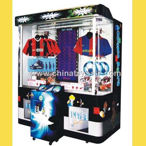 Wholesale high quality coin operated / bill acceptor arcade vending game machine claw crane machine game for sale