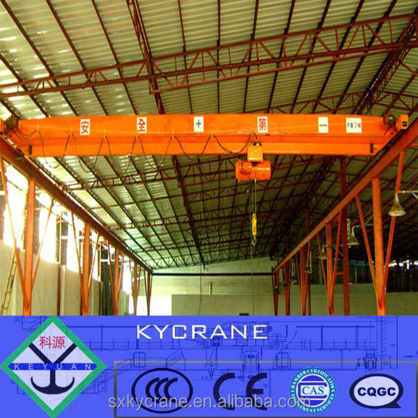 Concrete Mixer Factory Workshop Used Overhead Crane For Sale Used