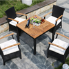 All Weather Garden Table And Chairs