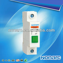 C45D Series Din Rail Type Low Voltage Led Indicator