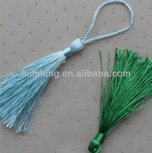 2013 Chinese knot tassel fringe hanging decoration lace can be customized to sample tassel many colors -12