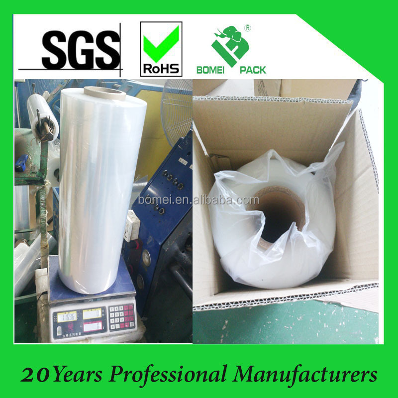 China factory PE 15mic-30mic Stretch film /pallet stretch wrap /shrink wrap