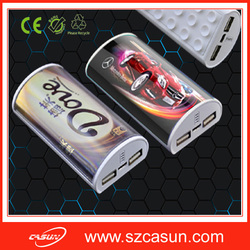 Customized logo power banks and chargers for mobile phone