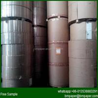 Paper Packaging Material Coated Triplex Paper Board Grey Back