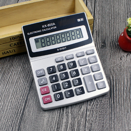 Mini Desk Type good quality check function calculator