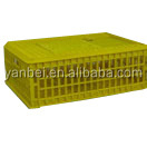 Plastic Circulating Chicken Bird Crate