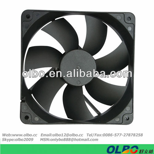 computer case appliance 12V CPU fan high performance 9225 brushless dc fan