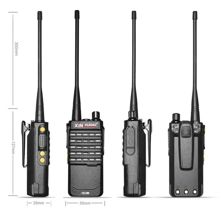 Xinchuang CE Approval UHF Ham Radio Transceive Walkie Talkie 50km Wholesale Online