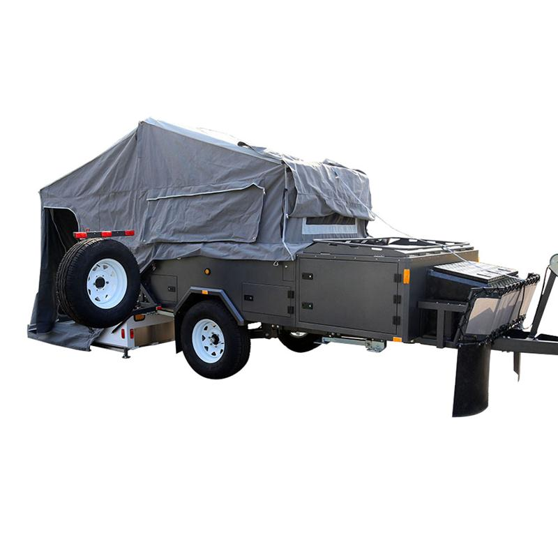 2014 hot sell small tent trailer,china manufacturer with oem service