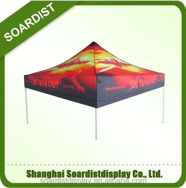 Large Portable Canopy Gazebo Folding Tent