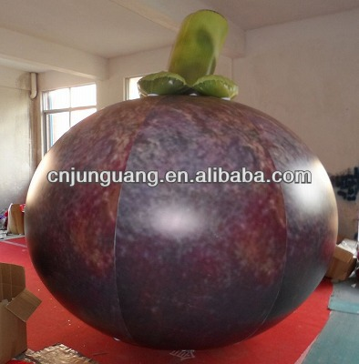 2017 giant inflatable fruit can be customized