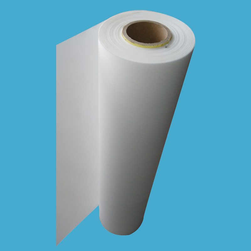 Matte white packaging Dampproof low density polyethylene LDPE film