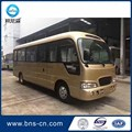 23 seats county used bus 130hp korea county bus for sale with manual transmission
