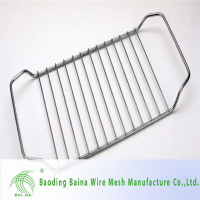 High Quality crimped wire mesh bbq wire mesh,Galvanized Barbecue Wire Mesh (factory)