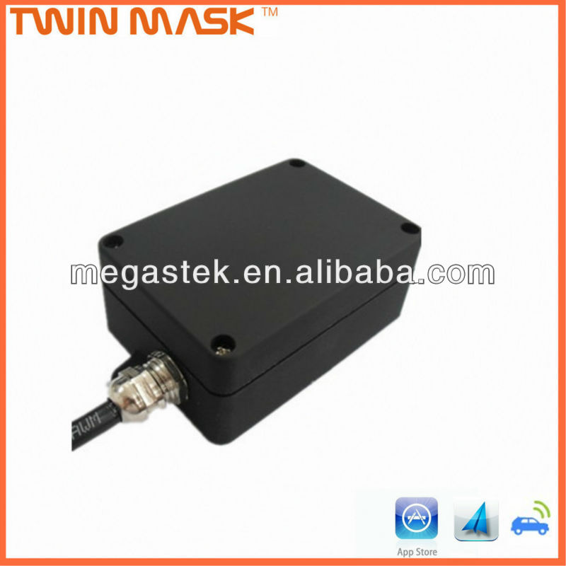 tracking device/gps tracker for car water proof, bulit in GPS GSM antenna