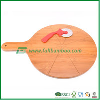 fuboo bamboo wooden perfect pizza peel for sale