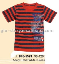 Glo-story toddler boy cheap tshirts for kids