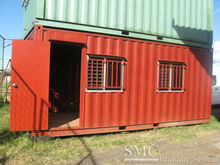 House design of the containers