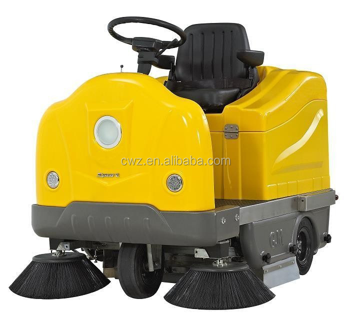 Smal type commercial road sweeper china street sweeper