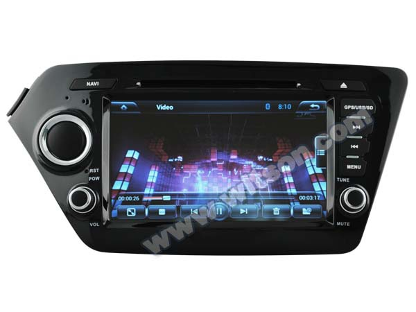 WITSON ANDROID 4.2 KIA RIO/K2 CAR STEREO WITH A9 CHIPSET 1080P