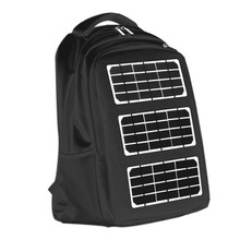 Factory Wholesale High Quality Solar backpack 7w Solar Panel Solar Energy For Phone Usb Charger Solar Bag