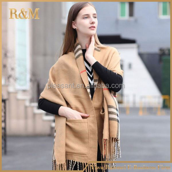 Manufacturer price attractive style fashion acrylic poncho shawl fast delivery