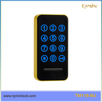 Keypad RFID Electronic smart Locker Lock for GYM/supermarket with One-time password