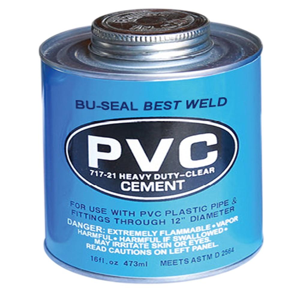 Heavy Duty Glass Glue : One part solvent heavy duty pvc glue buy
