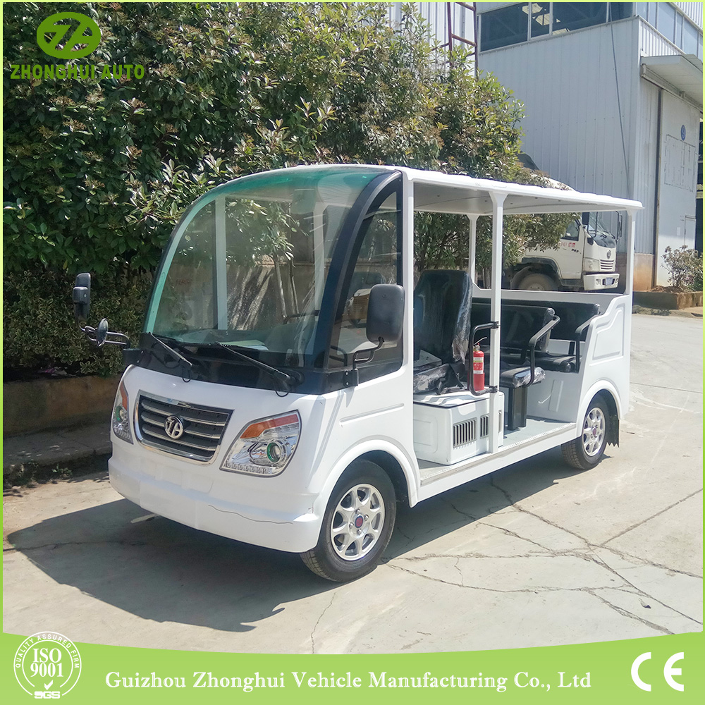 2017 newest Chinese mini electric car 8 seater adult motor electric car
