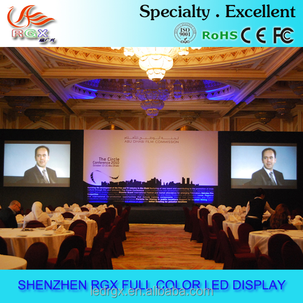 Top sale Product P7.62 Indoor Fixed Rgb Led display