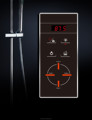 Electronic panel Shower Control System