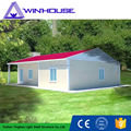 Modern home quick build houses modern prefab duplex house prefabricated steel building