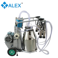 Cheap hand operated milking machine for cow for sale