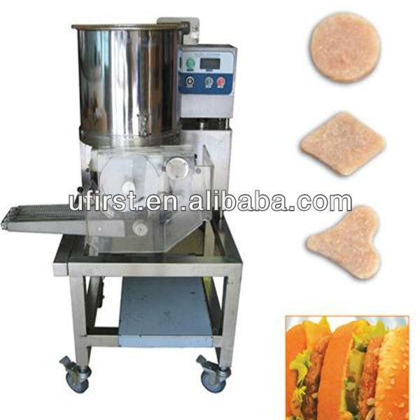 automatic hamburger patty machine