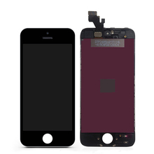 China mobile phone touch screen replacement digitizer lcd touch screen for iphone 5