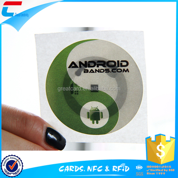 Rewritable Small Cheap NFC Tag