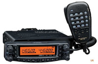 Mobile radio stations with HF FM Frequency Mobile ham Radio FT-8900R