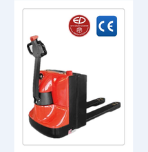 EP hot sale 2 ton mini Material Handling Tool Electric Pallet Truck for heavy duty short distance