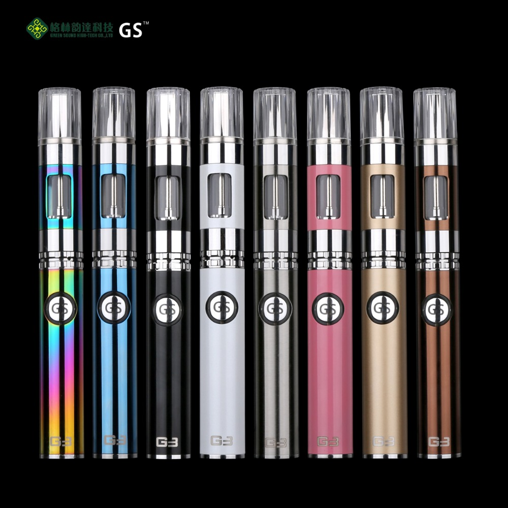 Wholesale 1.0-1.2ohm Glass Tank GS G3 Kit electronic cigarettes GS G3 vaporizer singapore