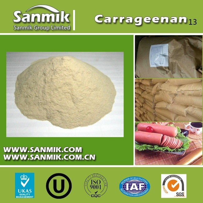 Pure Carrageenan for jelly powder/meat/ice cream