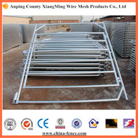 Heavy duty strong galvanized steel cattle horse yard panels