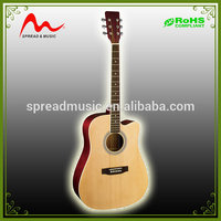 Newest import guitars china with best choice