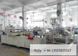 Automatic Spiral Paper Tube Core Making Machine