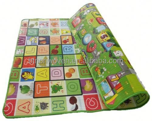 Best-Today Eco-friendly baby non-toxic play mat customized kids folding play mat floor mat
