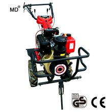 High Class Quality mini tractors kubota china Professional Manufacturer 10hp diesel power tiller